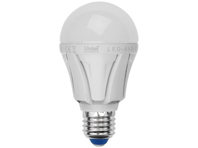 LED-A60-9W/WW/E27/FR ALP01WH